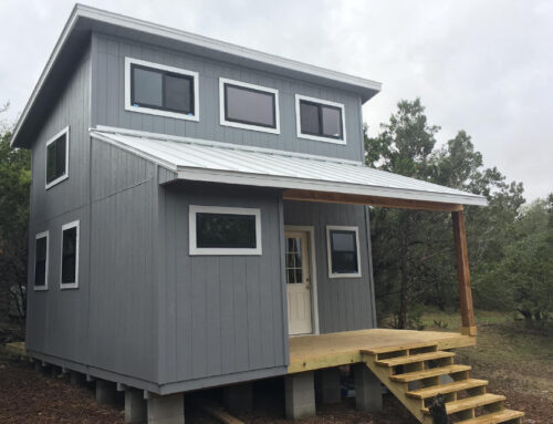 We Build Tiny Homes San Antonio